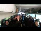 Юниум Первый автобус 2 часть (отъезд, Инкубатор 2014)