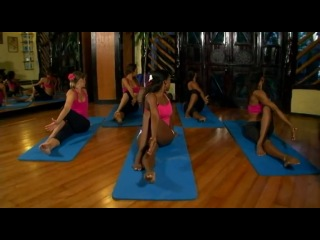 Stretch, Meditation and  Rothe Workouts (High)